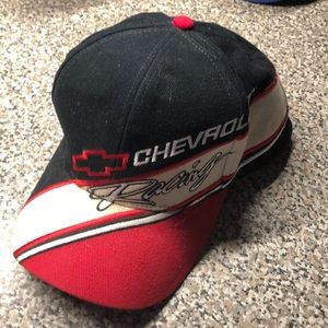 Other - Never worn Chevrolet  Racing black baseball cap